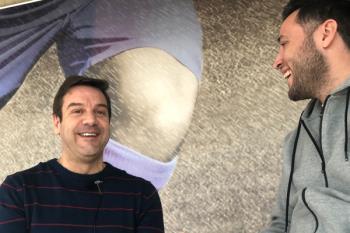 Tras un mes en el cargo, conocemos al nuevo concejal de Deportes de Fuenlabrada, Agustín Domínguez