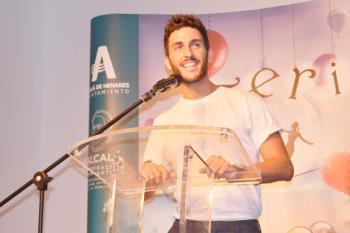Hablamos con el alcalaíno Álvaro Gango, ex integrante de Auryn, elegido pregonero de las Ferias 2017