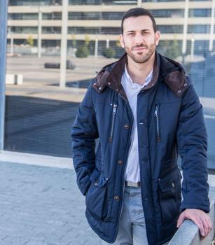 Sandro Algaba, expondrá en el pleno de febrero, una propuesta para prevenir de riesgos los inmuebles ocupados ilegalmente.