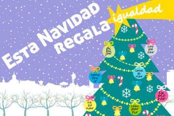 Con el fin de promocionar el juego no sexista, Alcalá ha repartido 20.000 folletos