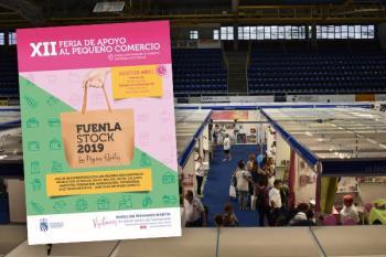 La feria más popular del comercio de Fuenlabrada repite en el Fernando Martín