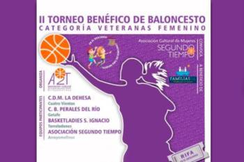 El cuadrangular de baloncesto femenino se realizará en favor de la Asociación Familia GA