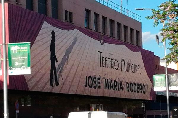 Este fin de semana el Teatro José María Rodero se lo dedica a los mayores
