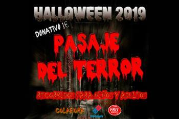 Por solo un euro, participa en la atracción de Halloween de Leganés