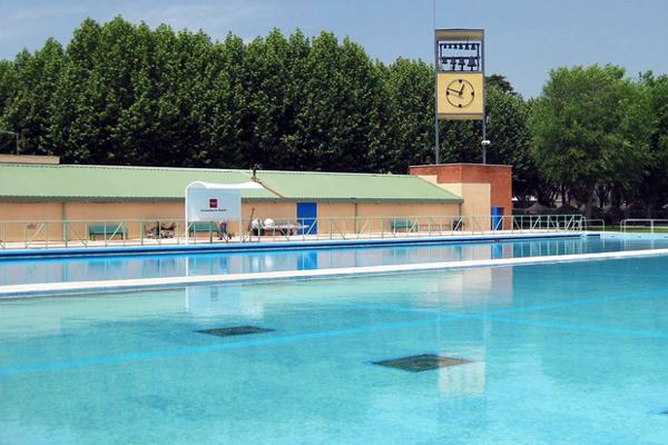 También abre sus puertas la piscina del Parque Deportivo Puerta de Hierro, la más grande de Europa
