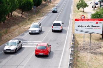 En total serán 100 actuaciones de asfaltado con una inversión de 23 millones de euros