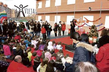 Alejandra Muñagorri es la presidenta de la Asociación de Vecinos Dehesa Vieja, un centro necesario para crear identidad de barrio