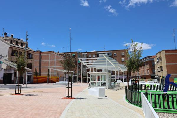 El Proyecto Distrito Centro de Fuenlabrada se inaugura con nota