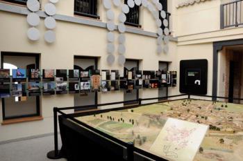 Se inicia el proyecto GUIVO con alumnos del I.E.S. Clara Campoamor en el Museo de la Ciudad de Móstoles y la Casa-Museo de Andrés Torrejón