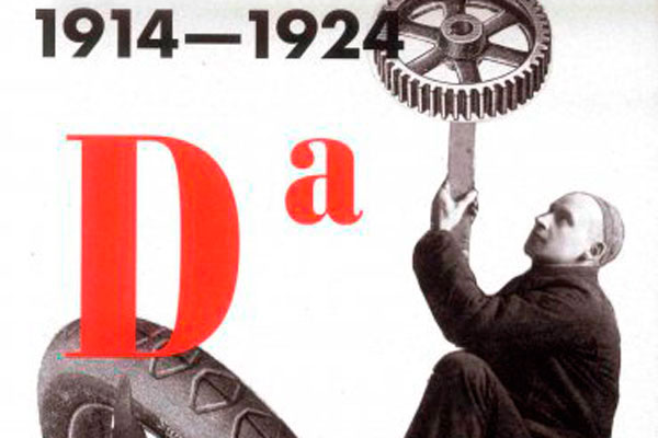 Lee todo sobre el evento Dadá ruso 1914-1924
