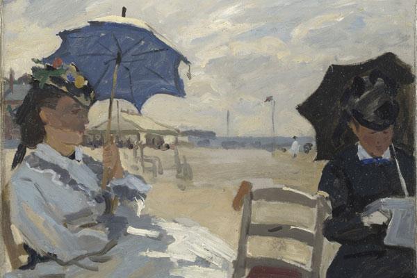 Lee todo sobre el evento Exposición Monet/Boudin