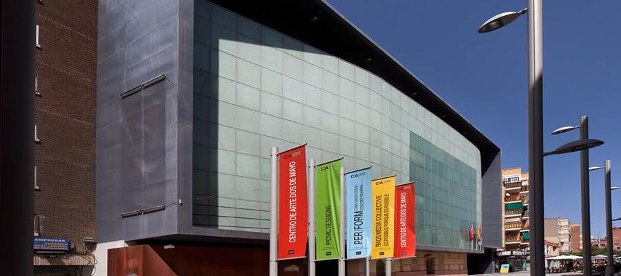 Lee todo sobre el evento  Inauguración de tres nuevas exposiciones en el Centro de Arte Dos de Mayo