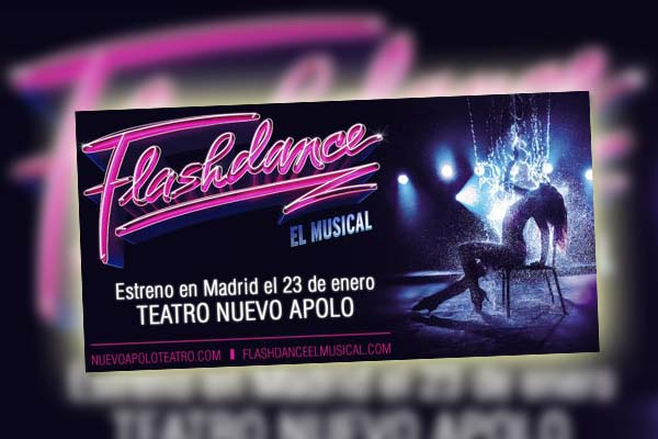 Lee todo sobre el evento Flashdance, el musical