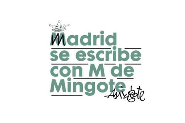 Lee todo sobre el evento Madrid se escribe con M de Mingote