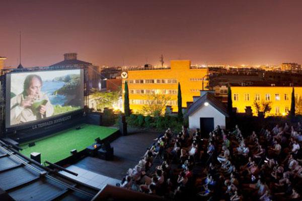 Lee todo sobre el evento Cine y conciertos en la Terraza Magnética
