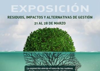 En la Sala de Exposiciones de la Quinta de Cervantes del 21 al 28 de marzo