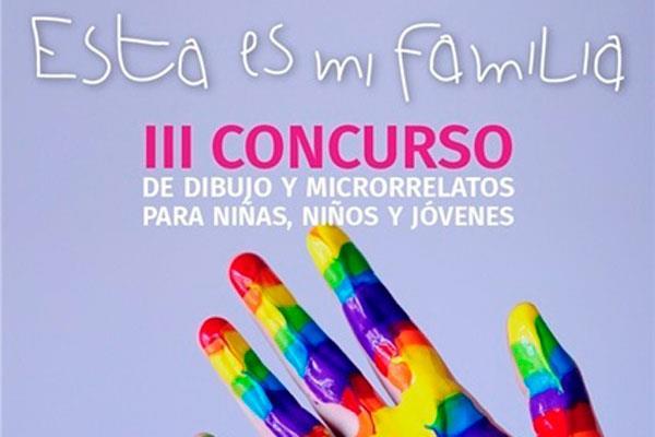 Una iniciativa para poner en valor la realidad de las distintas familias que componen la sociedad española