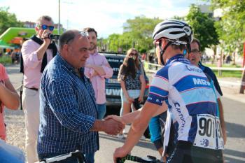 Era gerente del equipo Cartucho.es-Kuwait y dirigente del Club Ciclista Magro