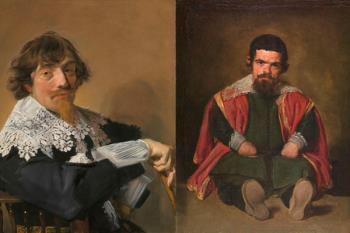 La muestra temporal propone una reflexión sobre los punto de unión de las tradiciones pictóricas de España y Holanda