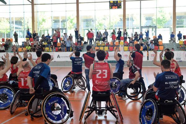 El Vitoria Fundación Vital Zuzenak se convirtió ene l ganador del campeonato