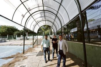 Con ellas, se ha mejorado el aspecto de las instalaciones de algunos centros
