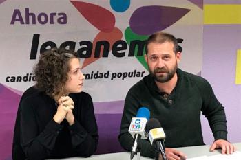 """El concejal de Leganemos, habla en Soyde. tras la decisión del partido de situarles """"fuera"""" del proyecto"""
