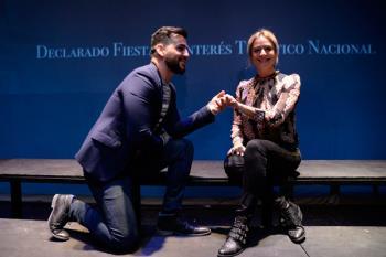 Los próximos 2 y 3 de noviembre, junto a Luz Valdenebro en el papel de Doña Inés, respaldado por la dirección de Yayo Cáceres y producción de Ron Lalá