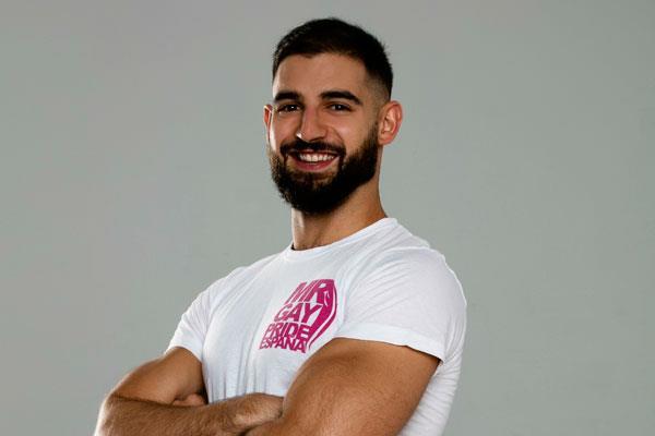 Francisco José Alvarado representará a España en Mr. Gay World 2019