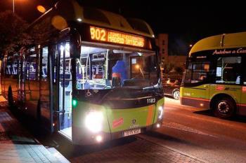 Desde su puesta en marcha, un total de 195 mujeres y menores han utilizado el servicio implantado en las líneas nocturnas de autobús