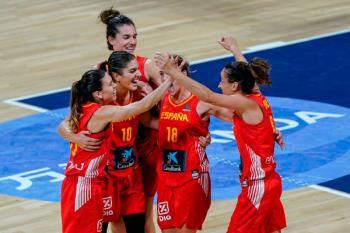 Tanto la absoluta femenina como la sub20 masculina pasarán por el pabellón Fernando Martín antes del Eurobasket