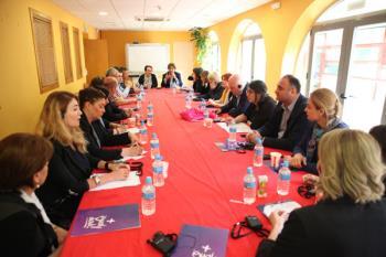 El alcalde se reunirá con jueces, secretarios de estado y alcaldes de la República de Georgia