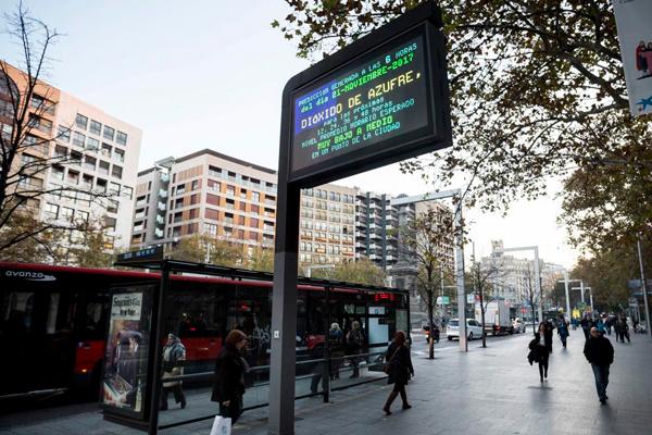 Lo hará a través de paneles informativos instalados en las calles