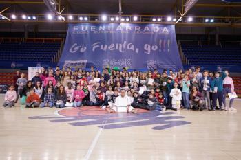 Alrededor de 150 deportistas recibieron su premio en el Fernando Martín