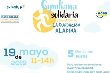La cantidad recaudada se destinará a financiar iniciativas de la Fundación Aladina