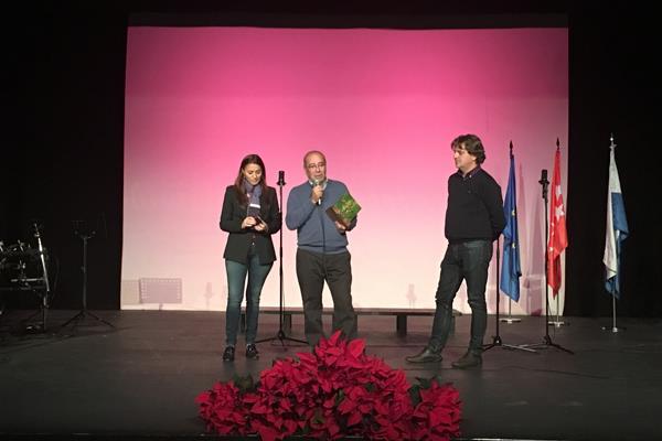 Manuel Robles y MenTEAzul, galardonados en los Premios Concordia 2018