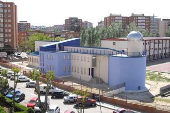 El Instituto de Astrofísica de Canarias ha elegido el Aula de Astronomía para identificar meteoritos