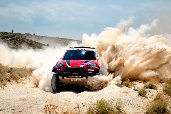 Fuenlabrada estará representada en el Rally Dakar 2019