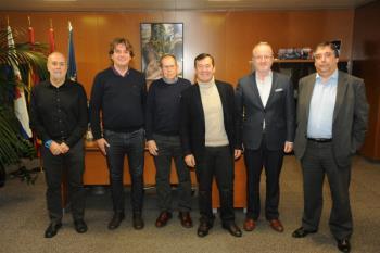 El consistorio fuenlabreño ha firmado convenios con ASPANDI y la Liga para la Educación y la Cultura
