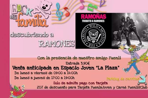 El próximo sábado 18 de mayo, Fuenli y el mejor rock nos esperan en la sala El Grito