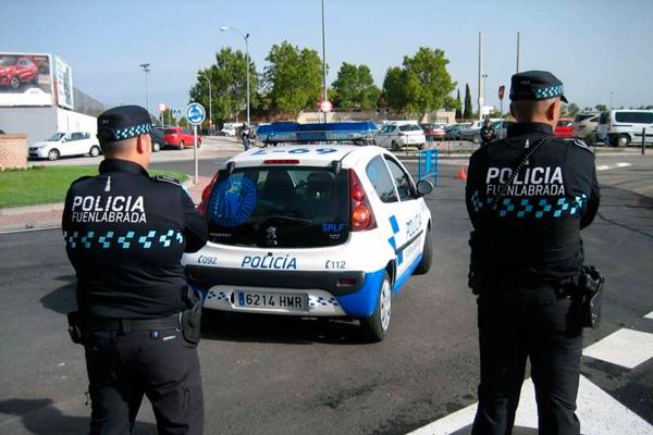 A partir de este mes se pone en marcha el programa 'Fuenlabrada para tod@s' de la Policía