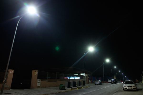 El Ayuntamiento está renovando la instalación lumínica de su municipio por tecnología LED