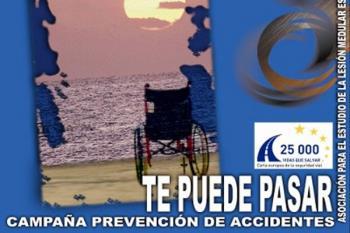 """A través de la campaña """"Te puede pasar"""", Fuenlabrada pretende sensibilizar a los jóvenes sobre los accidentes de tráfico"""