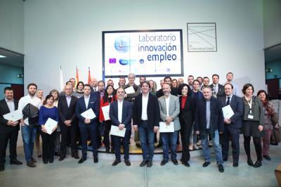 Lee toda la noticia 'Fuenlabrada se incluye en el Proyecto Europeo de Empleo MILMA'