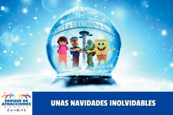 El próximo día 15 los Fuenlabreños tendremos un día especial en el Parque de Atracciones