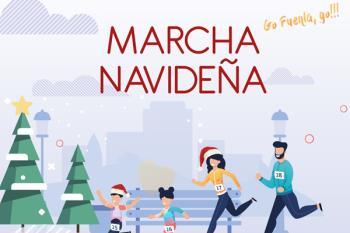 El 22 de diciembre, nuestra ciudad celebrará la Marcha Navideña Go Fuenla, Go