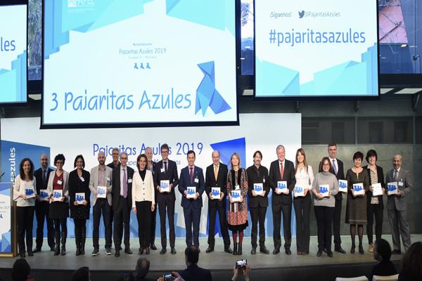 La ciudad es la única de la Comunidad de Madrid en revalidar por cuarto año consecutivo este galardón
