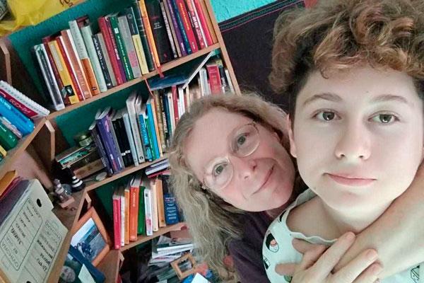 Gabriel: ¿Por qué no me dejan ser quién soy?, el joven transexual reclama que su DNI recoja su nombre real