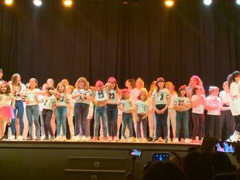 Gran gala de actuaciones infantiles con un fin solidario en el Ana Diosdado