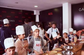 Ya están a la venta las entradas para los gastrotalleres solidarios infantiles de la Fundación Aladina, que serán impartidos por chefs profesionales