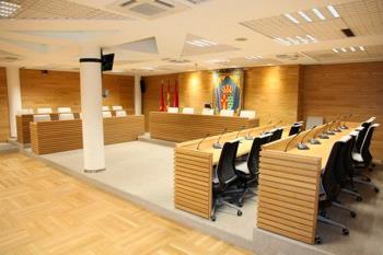 La moción presentada por Ciudadanos fue aprobada con la unanimidad de todos los grupos
